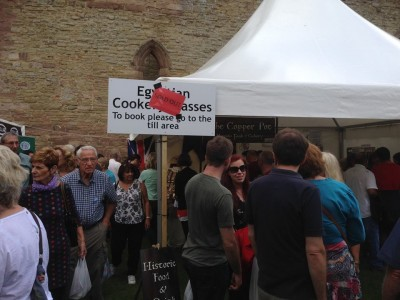 Ludlow Food Fest 2014 sold out 2